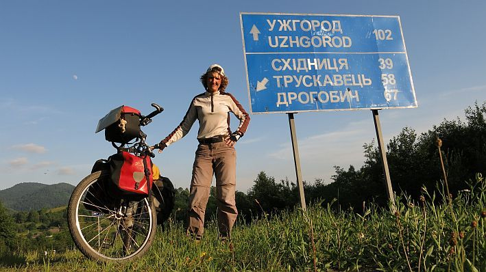 No.4 – Bicycle touring Ukraine
