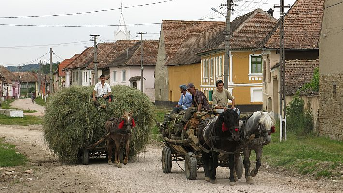 Nr.5 – Rumänien, ländlich und wunderschön