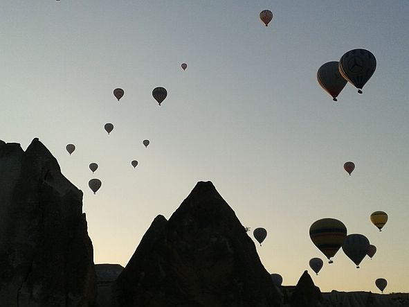 No.9 – Goereme – Cappadocia