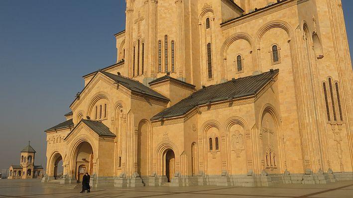 Nr.12 Von Tiflis nach Armenien und weiter in den Iran