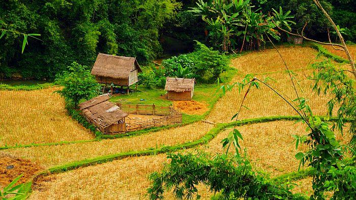 Nr.34 – Laos – Ruhe und viel Pause