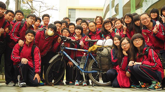 Nr.42 – Taiwan – April 2015 – Die Bergwelt der Insel