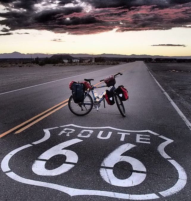 No.53 – USA – Cycling Route 66, Flagstaff and the Grand Canyon