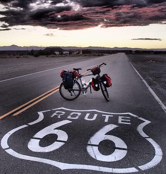 Nr.53 – USA – Mit dem Rad auf der Route 66, Flagstaff und dem Grand Canyon