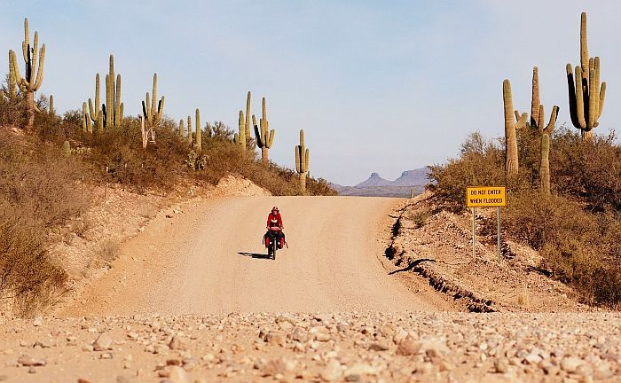 No.55 – USA – Arizona – Biking in cactus country
