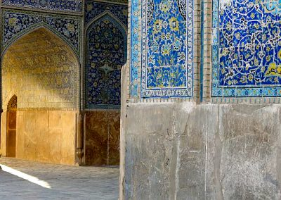 Iran Isfahan mosque