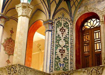 Iran Kashan Boroujerdie Historical House