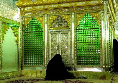Iran Yazd tomb