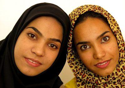 Iranian ladies