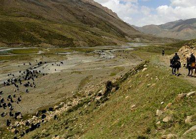 Kyrgyzstan is remote