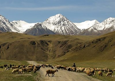 Kyrgyzstan is simply stunning