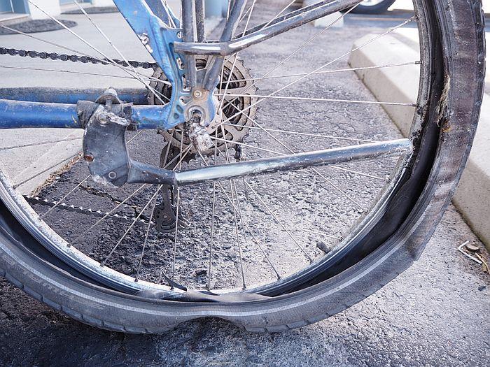 Nr.63 – USA – Unfall, Versicherungsdrama, neues Fahrrad