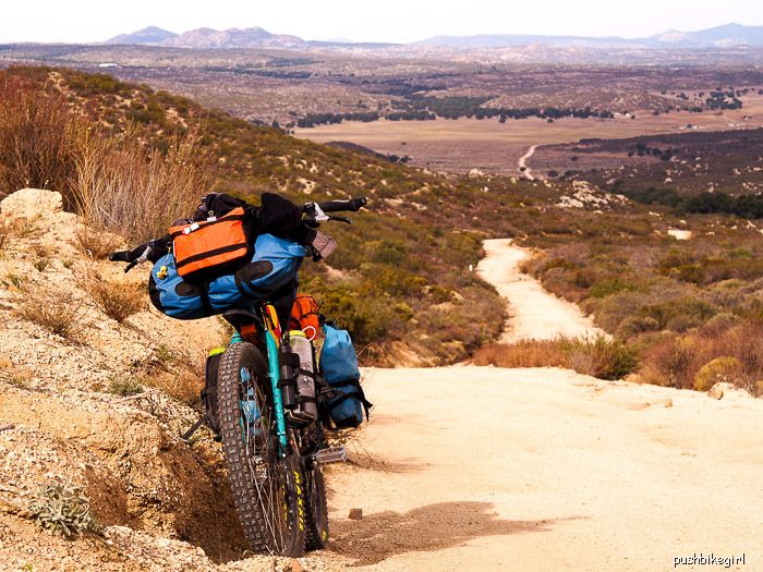No.66 – Mexico – Taking on Baja Divide
