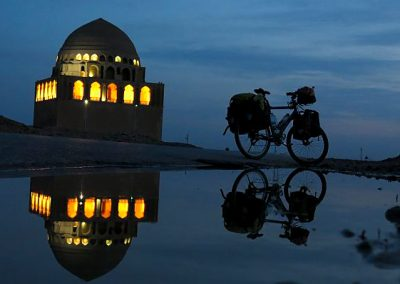 Turkmenistan in Merv