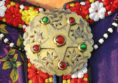 Turkmenistan jewellery