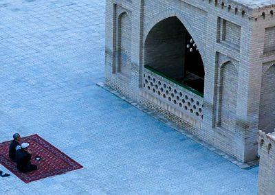 Turkmenistan mosque in Merv
