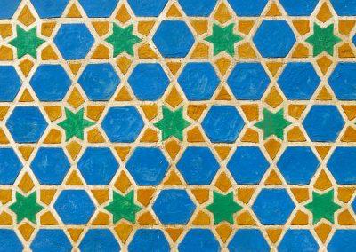 Uzbekistan Samarkand Mosque