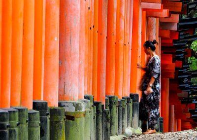 Fushimi Inari-Taisha Tempel Japan