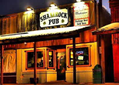 Pub in Caliente Nevada