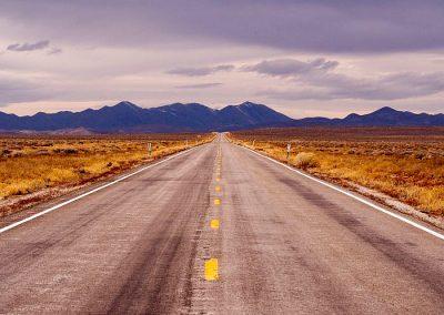 Radtour Nevada USA