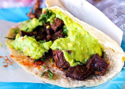 Tacos are yummi