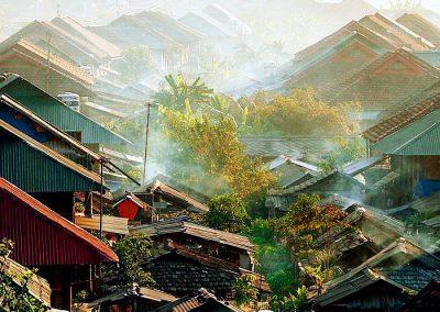 Vietnam, Muong Lay