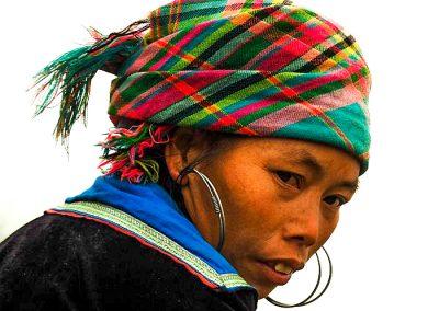Vietnam, Sapa, hill tribes