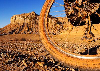 bike touring Utah