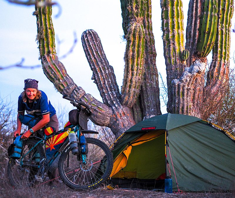 No.68 Mexiko – Strandleben – Bikepacking Baja Divide Trail III