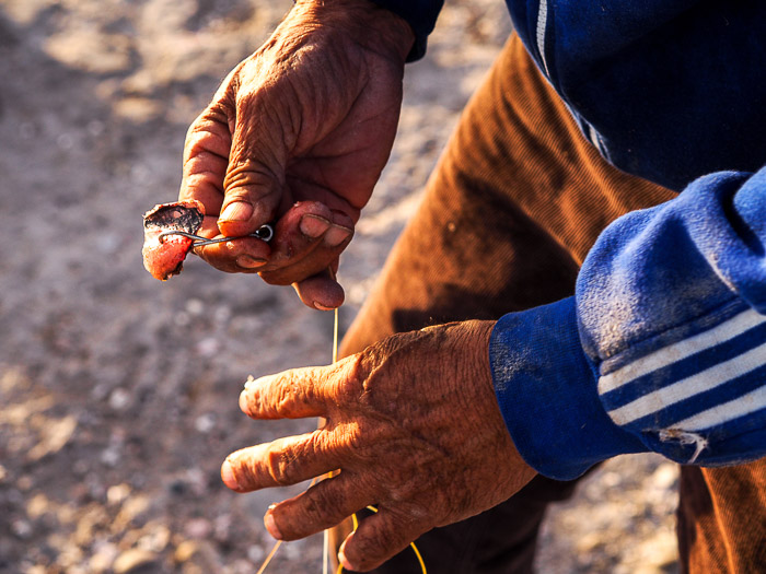 68 Baja California Mexico fisherman