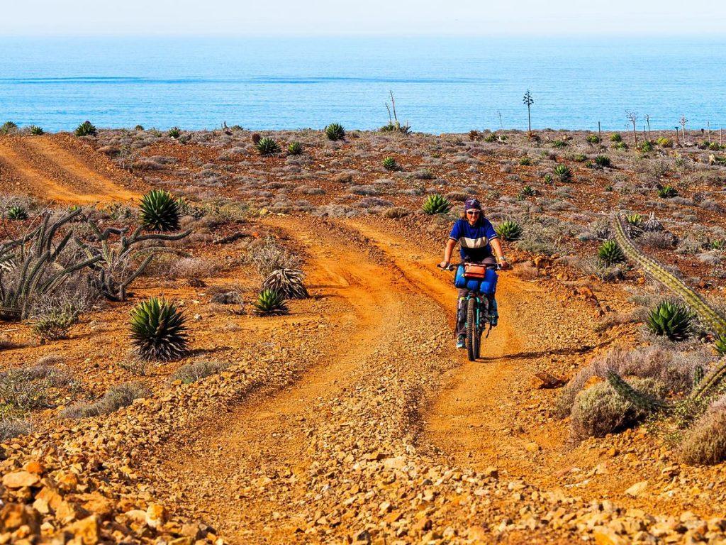 68 - Bikepacking Baja Divide Mexico Baja California bikepacking solo