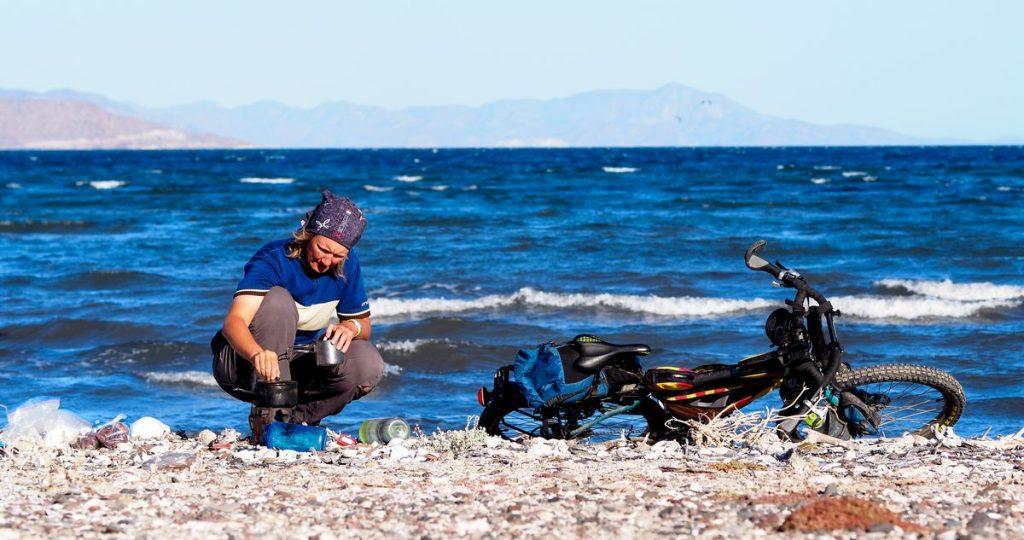 69 - Camping along the Baja California