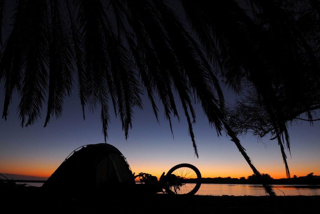 Camping Baja California bikepacking Baja Divide