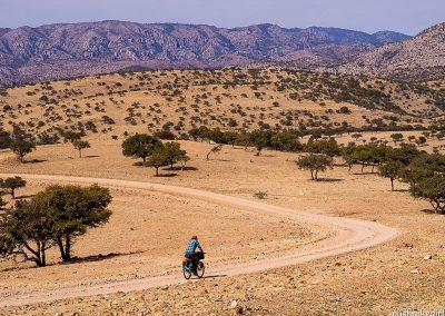 70 Mexiko Radfahren im Norden
