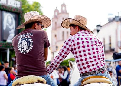 71 Mexican Cowboy street life