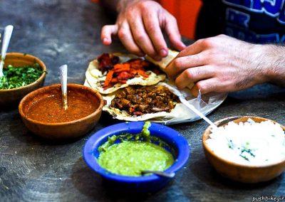 71 Mexican Tacos