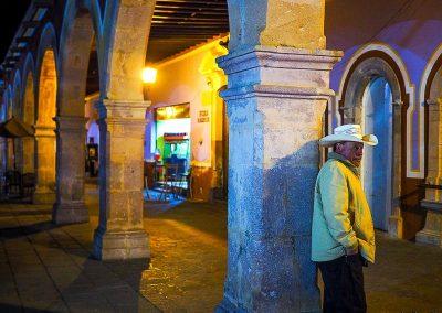 71 Mexico Cowboy in Sombrerete