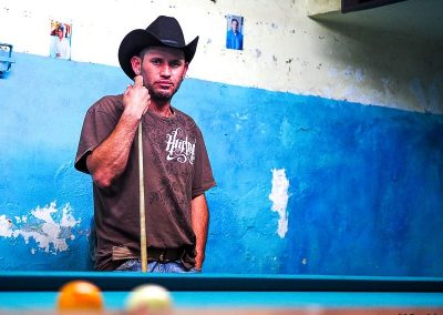 71 Mexiko Billard Kneipe Cowboy