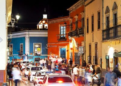 71 Mexiko Guanajuato Nachtleben