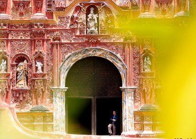 71 Mexiko UNESCO Kirche