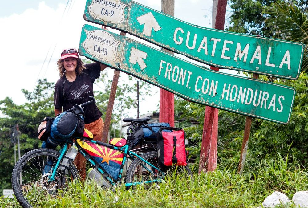 No.75 Is Honduras a safe country for a solo female cyclist?