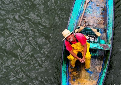 Mexico fishermen