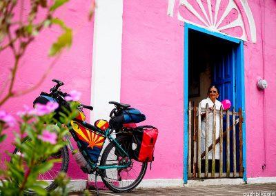 Radreise Mexiko