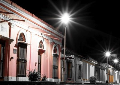 Tlacotalpan night shot Veracruz