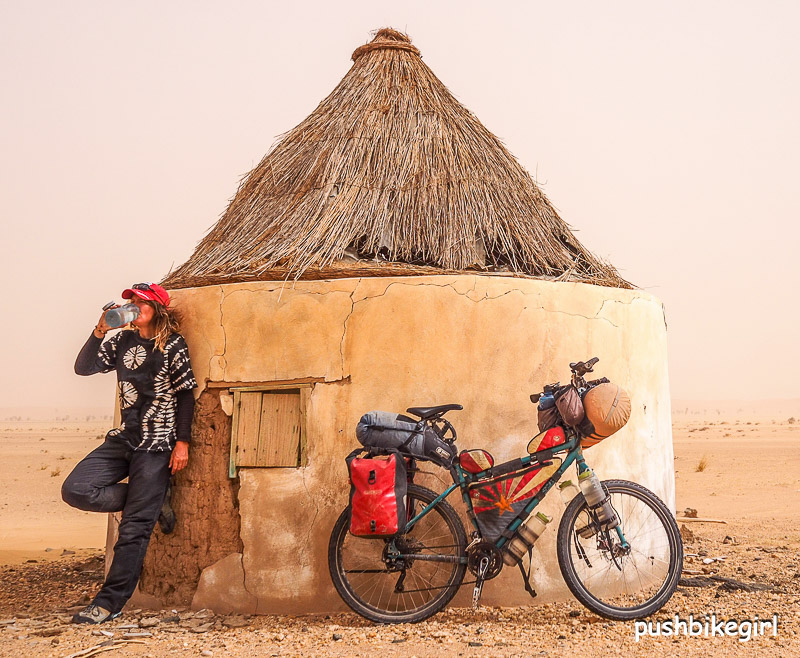 No.86 Bikepacking Mauritania – Iron ore train ride, multiculti and sand