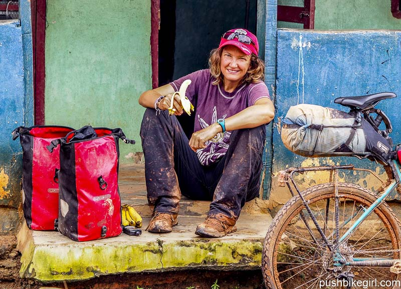 No.93 Bicycle touring in Liberia – A breath of New York City