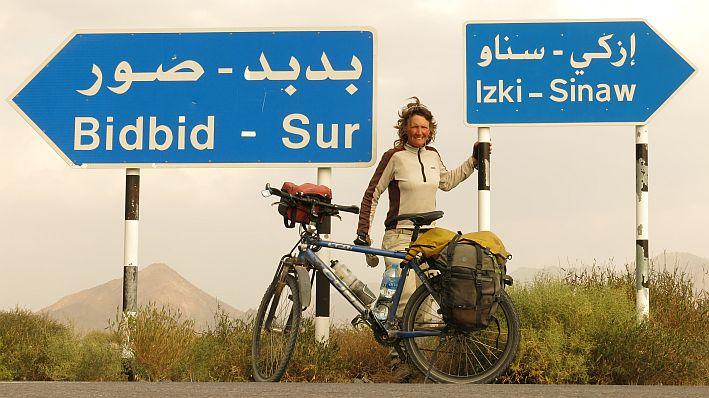 Nr.15 – Oman – Tolle Wadis, steile Pisten und viel Wind