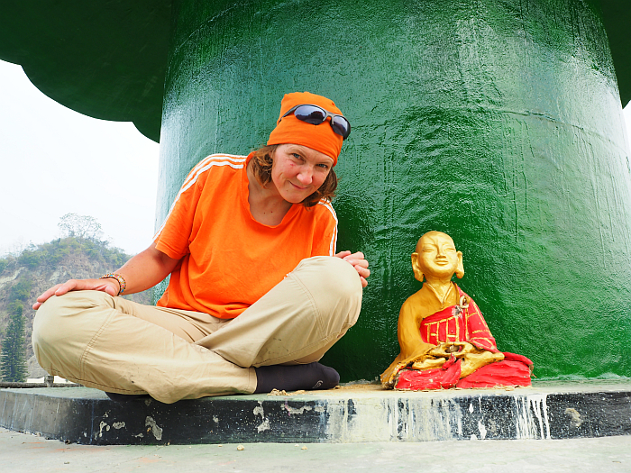 Nr.41 – Taiwan – Vipassana Meditations Kurs – oder wie fühlt sich ein Tiger im Zoo?